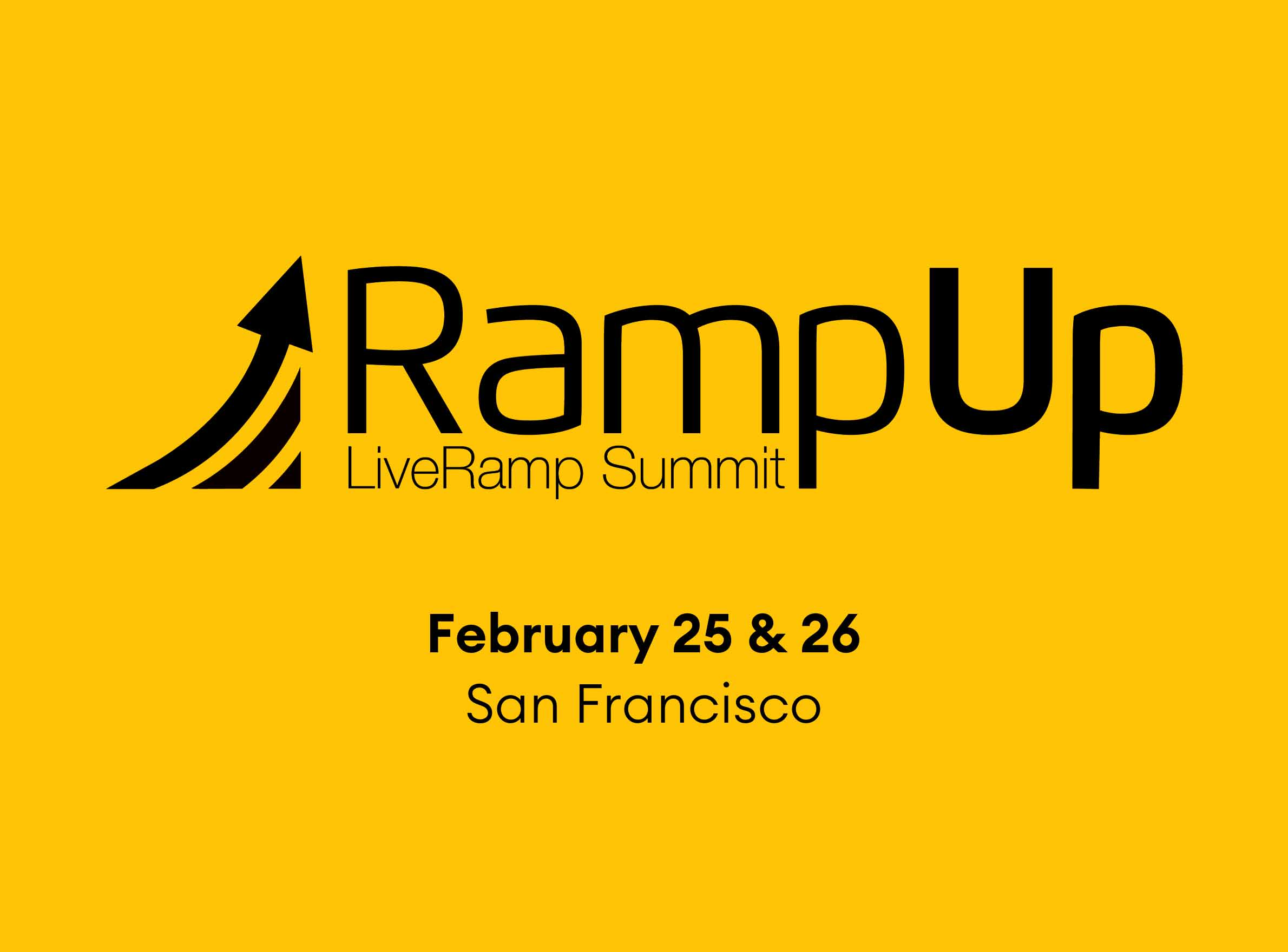 Meet Us at RampUp 2019