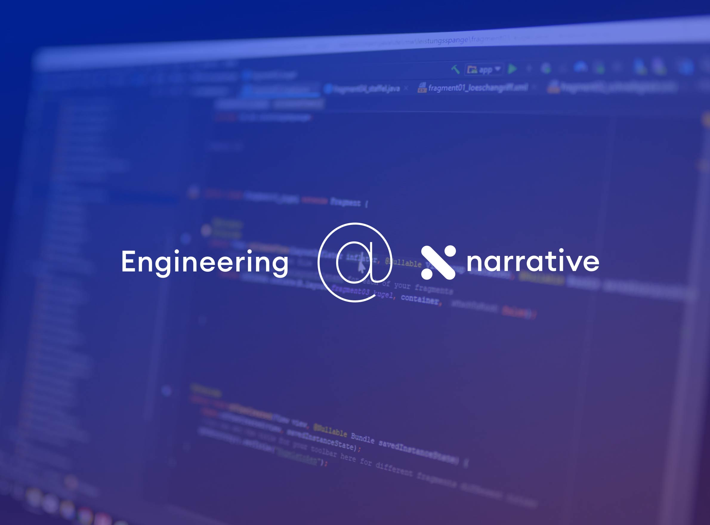 An Introduction to Narrative Engineering