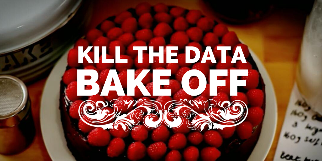 Kill the Data Bake Off