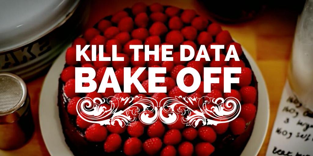 Kill the Data Bake Off