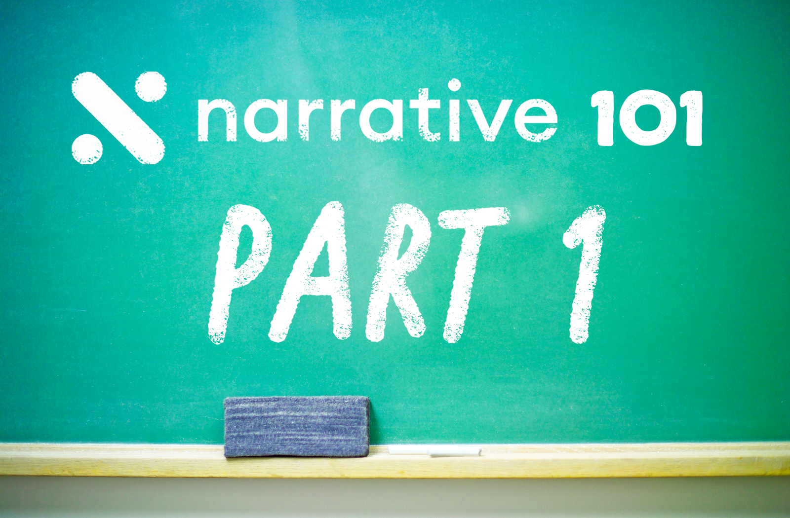 Narrative 101: What Is Narrative? [Video]