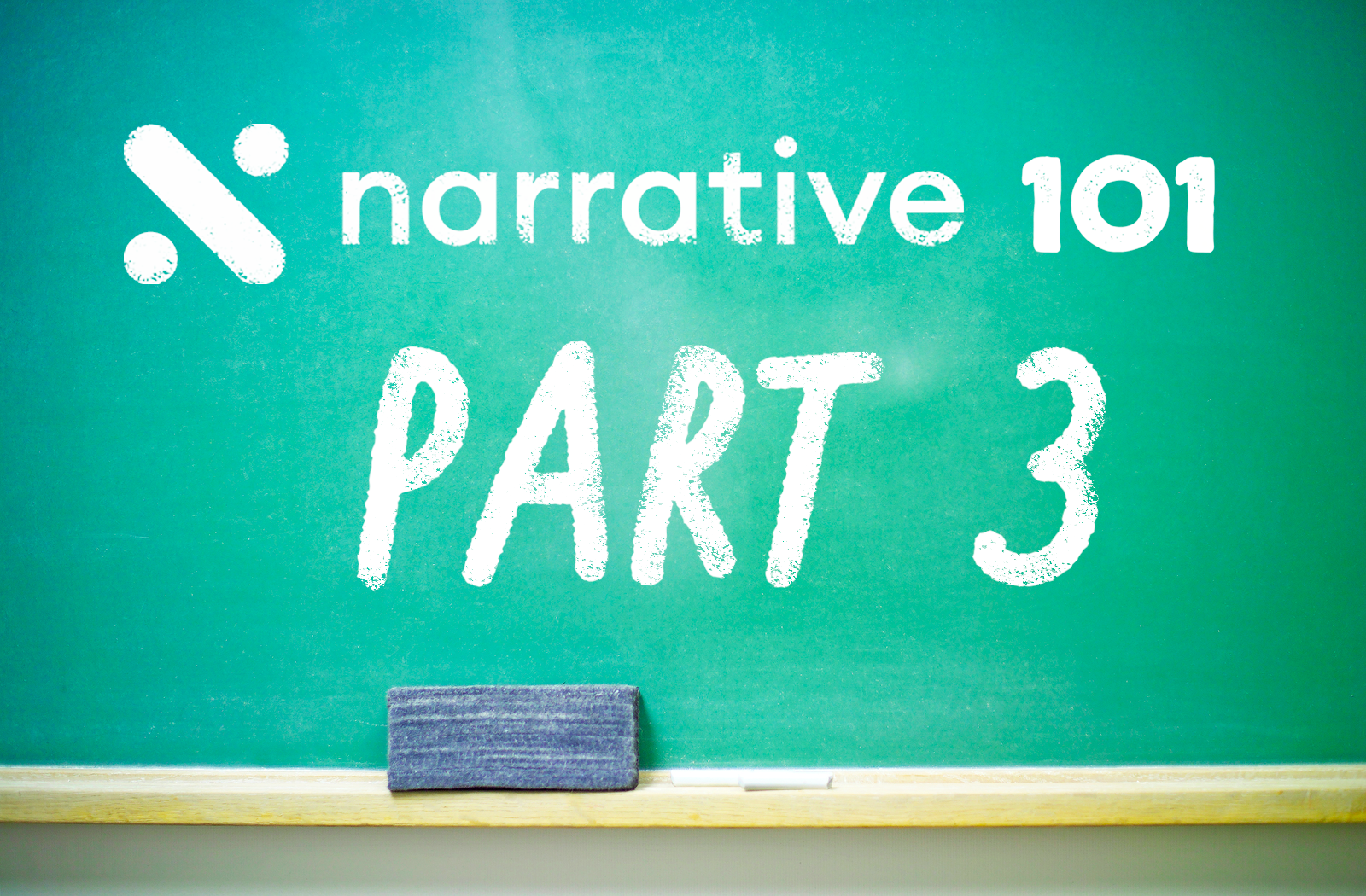 Narrative 101: The Future of Narrative [Video]