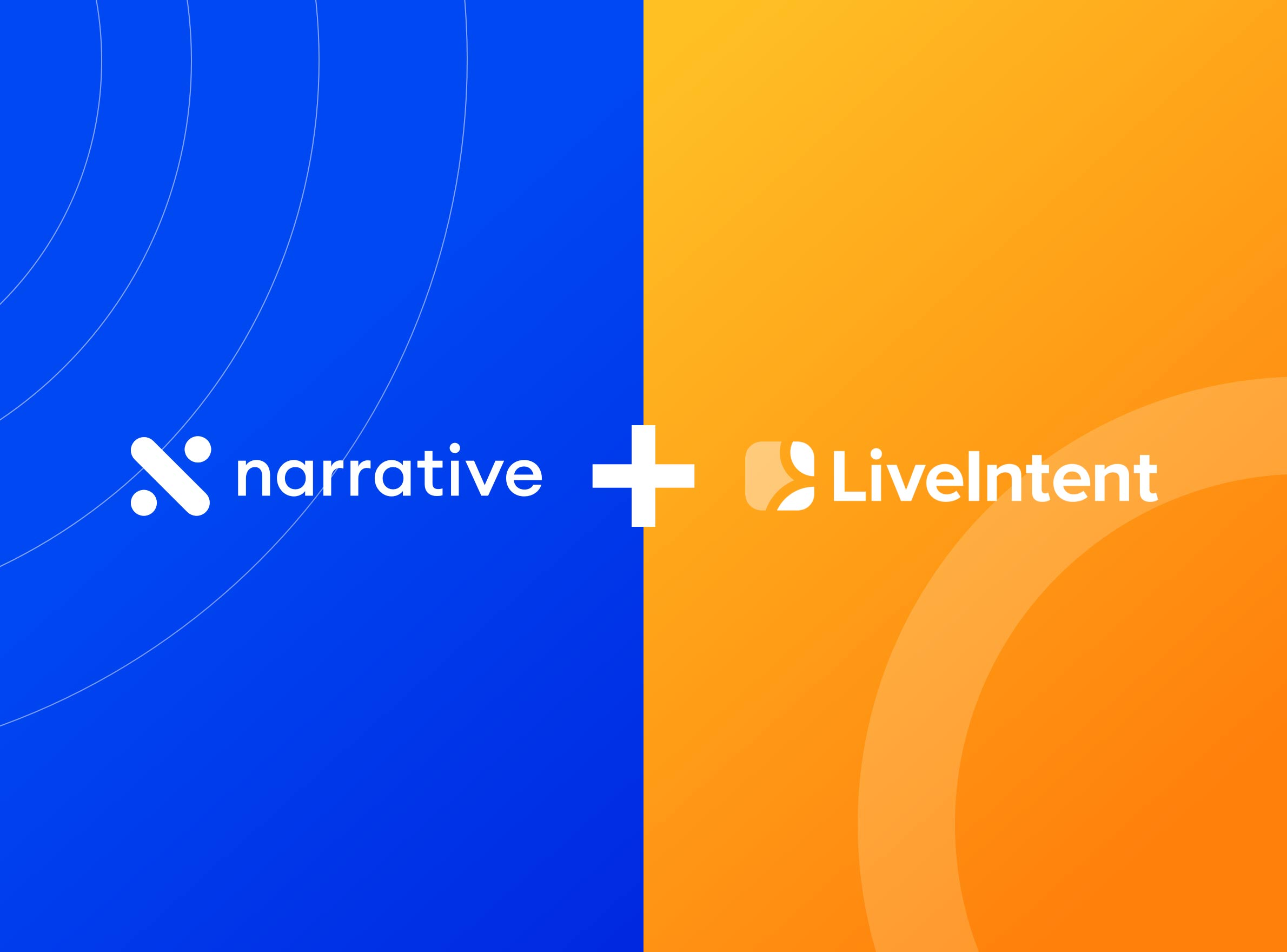 Turnkey Onboarding and Identity from Narrative and LiveIntent